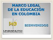 Marco Legal Real