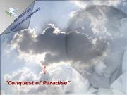 conquest of paradise.