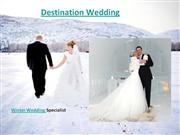 destination wedding - Travel Bee