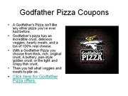 godfather pizza coupons