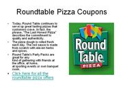 roundtable pizza coupons