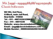 Classic India Tours The Tours Agent In India