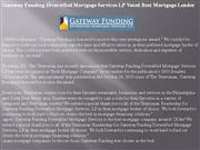 gateway funding diversified mortgage services lp voted best mortgage