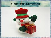 FREE Christmas Gifts-Christmas Snowman