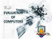 Evaluation of computer