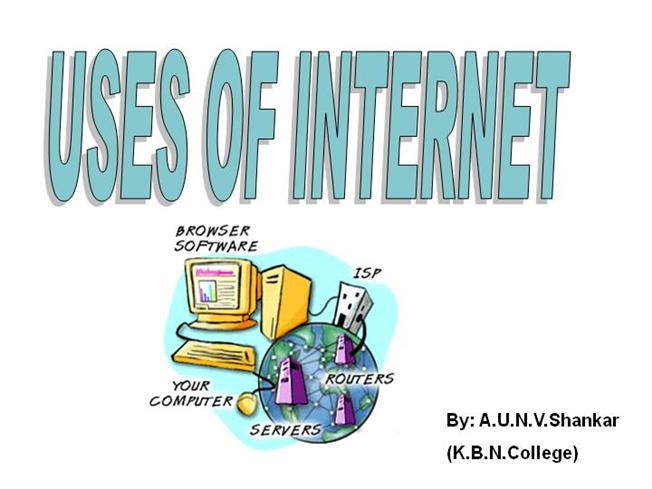 Uses of Internet Images Uses of Internet |authorstream