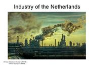 Industry of the Netherlands