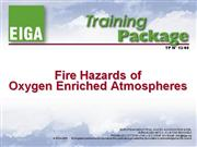 Oxygen Enriched Powerpoint
