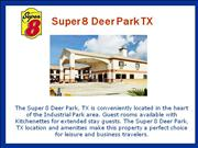 super 8 deer park tx