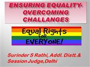 equality- indian constitution