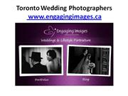 Wedding Photographers Toronto - Lew and Carmela's Portfolio