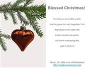 Christmas Story Bible Verses