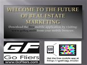 GoFliers.com-The Future of Real Estate Marketing