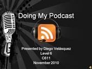 Diego Podcasting