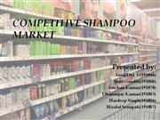 shampoo industry in india