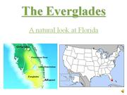 The Everglades Hunter speaking in it