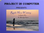 my project in computer