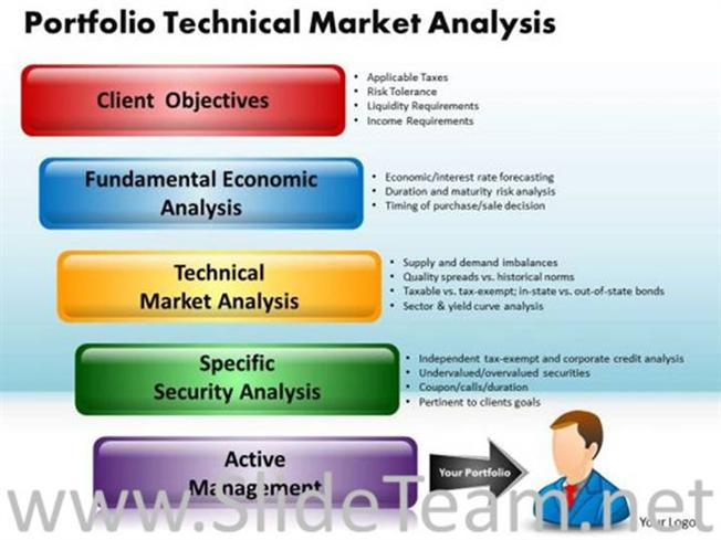 Portfolio Management Ppt Template Powerpoint Diagram