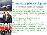 How to Choose a Carrier of Air Hostess