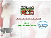 Christmas fancy dress
