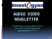 Investogyan Video NEWSLETTER
