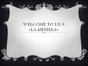 welcome la minilla