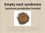 2010-12-03 Empty nest syndrom
