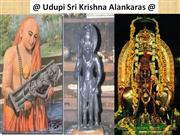 Udupi Sri Krishna Alankara---Must Watch