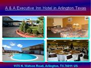 Affordable Hotels in Arlington Texas, Banquet Hall in Arlington TX