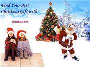 Find your best Christmas gift with Runka.com