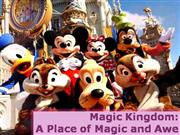 Magic Kingdom - A Place of Magic and Awe