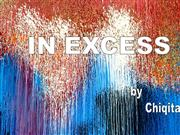 in excess