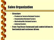 sales and distribution 5
