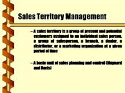 sales and distribution 7