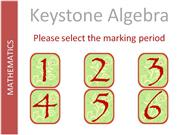 Keystone Algebra