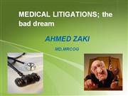 medical litigation