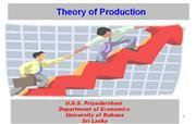 production 1
