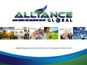 Alliance in Motion Singapore Opportunity Plan Presentation