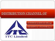 DISTRIBUTION channel of
