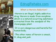 How to find Affordable Treatment Centers for Heroin Addiction