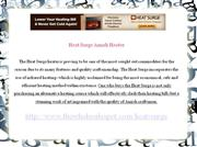 Reasons to Buy the Heat Surge Amish Heater