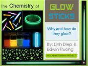 the chemistry of glow sticks: how glow sticks work
