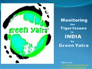 Save Tiger by Green Yatra