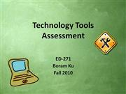 ED-271 Technology Assessment 2