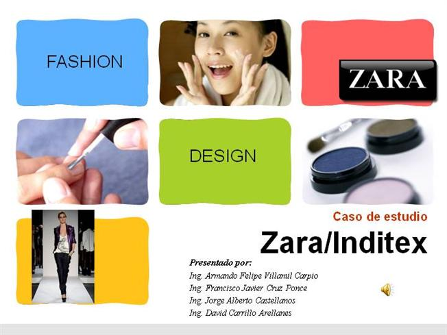 Zara authorstream caso de estudio zara toneelgroepblik