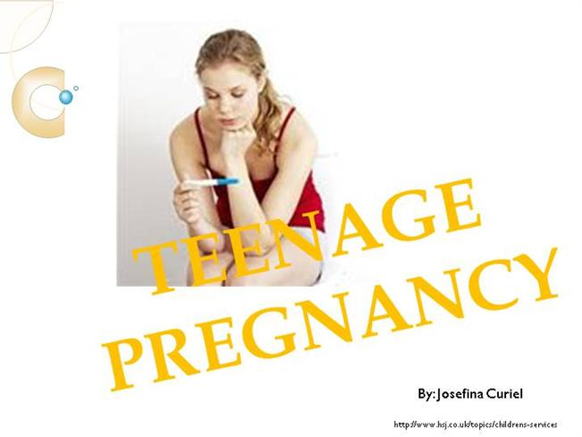 TEEN AGE PREGNANCY |authorSTREAM