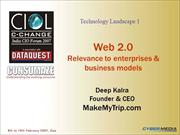Web 2.0 - Deep Kalra