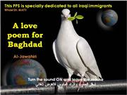 Baghdad Poem with Love