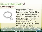 Tiffany Bracelets of Christmas1