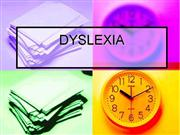dyslexia by amna umer khayam